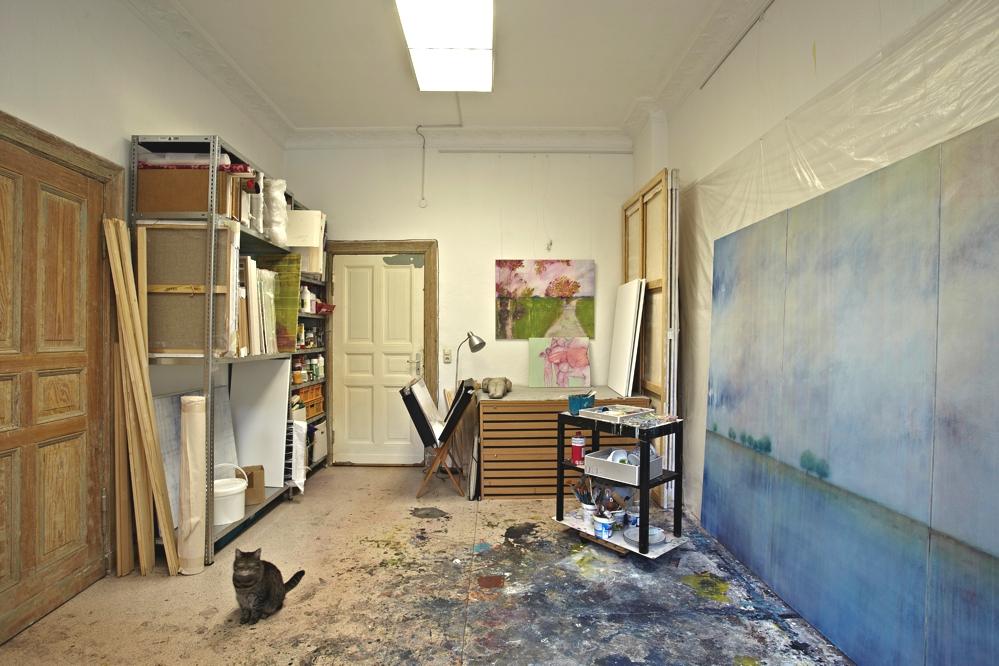 Atelier Skadi Engeln - Malerei und Druckgrafik