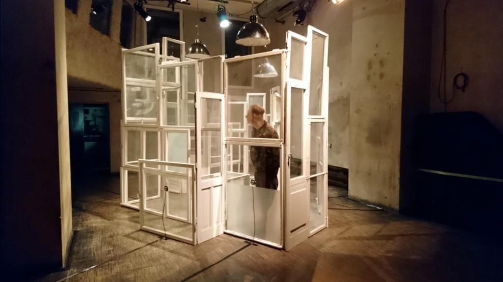 Ateliervideo Daniela Fromberg