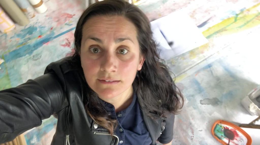 Ateliervideo Monika Jarecka