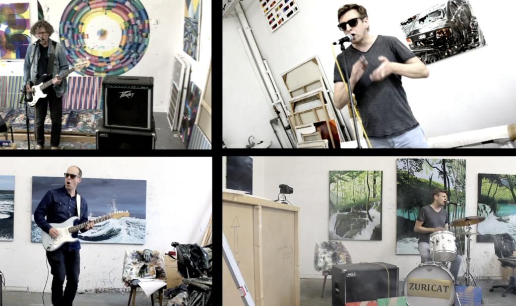 Eröffnungskonzert zum Wochenende der Offenen Ateliers von ZURICAT