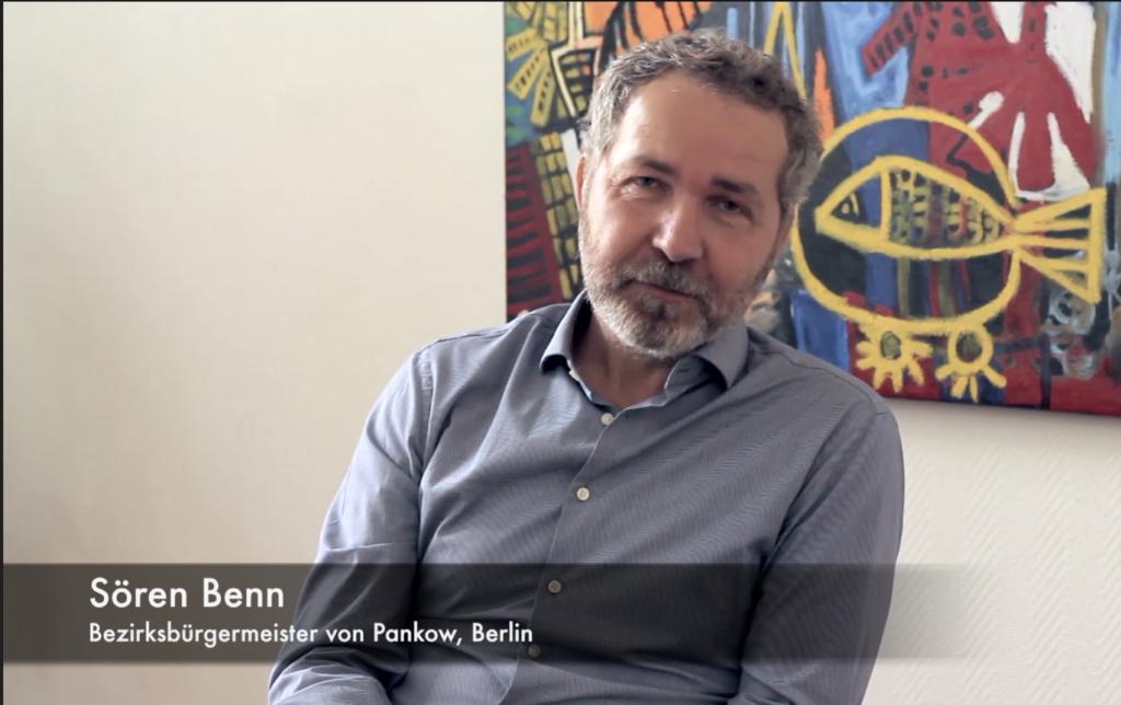 Eröffnungsrede von Bezirksbürgermeister Sören Benn