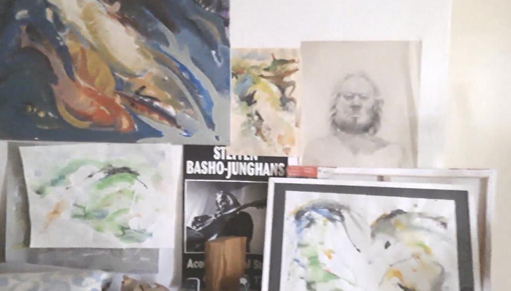 Ateliervideo Steffen Basho-Junghans