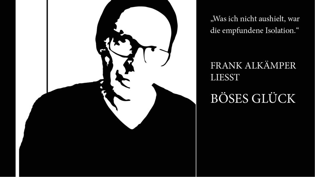 artspring audio: Lesung Frank W. Alkämper